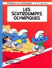 Les schtroumpfs (Édition 50 ans - minis) -5Mini- Les schtroumpfs olympiques