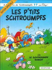 Les schtroumpfs -13ES- Les p'tits Schtroumpfs