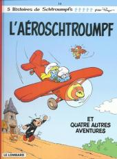 Les schtroumpfs -14b04- L'aéroschtroumpf