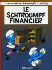 Les schtroumpfs -16c2007- Le schtroumpf financier