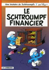 Les schtroumpfs -16a2000- Le schtroumpf financier