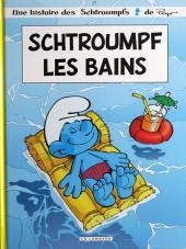 Les schtroumpfs -27- Schtroumpf les bains