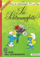 Les schtroumpfs -3ES- La Schtroumpfette