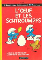 Les schtroumpfs -4a74- L'œuf et les Schtroumpfs