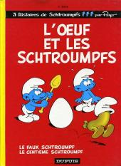 Les schtroumpfs -4b91- L'œuf et les schtroumpfs / le faux schtroumpf / le centième schtroumpf