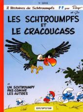 Les schtroumpfs -5b83'- Les schtroumpfs et le cracoucass