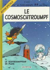 Les schtroumpfs -6ES- Le cosmoschtroumpf