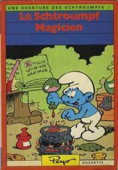 Les schtroumpfs (Hachette-Livre de poche) -2- Le Schtroumpf Magicien