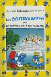 Les schtroumpfs (Hemma-Livre de poche) -1- Le château de la Fée Morgane