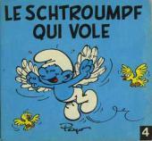 Schtroumpfs (Mini-Albums) -4- Le schtroumpf qui vole