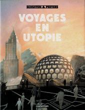 (AUT) Schuiten, François -7- Voyages en Utopie