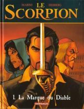Le scorpion -1Pub- La Marque du Diable