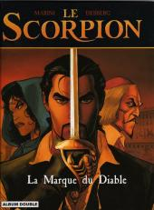 Le scorpion -INTFL1- La marque du diable / Le secret du Pape