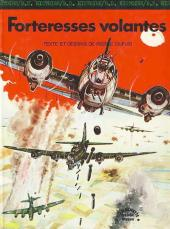 La seconde guerre mondiale - Histoire B.D. / Bande mauve -9- Forteresses volantes