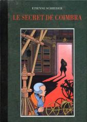 Le secret de Coimbra -HC- Le secret de coimbra