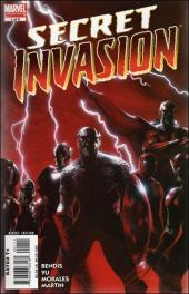 Secret Invasion (2008) -1- Secret invasion part 1