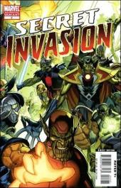 Secret Invasion (2008) -2- Secret invasion part 2