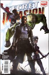 Secret Invasion (2008) -4- Secret invasion part 4