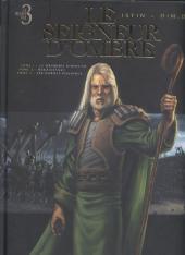 Le seigneur d'ombre -INT- Intégrale tomes 1 à 3