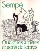 (AUT) Sempé -HS05- Quelques artistes et gens de lettres