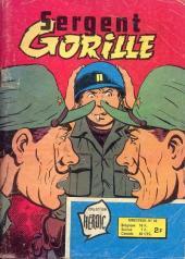 Sergent Gorille -65- Les roses du général