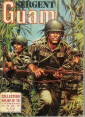 Sergent Guam -REC18- Collection reliée N°18 (du N°69 au N°72)