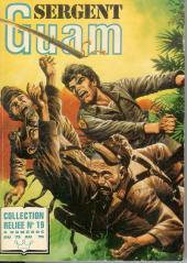 Sergent Guam -REC19- Collection reliée N°19 (du N°73 au N°76)