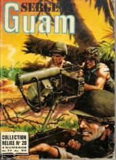 Sergent Guam -REC20- Collection reliée N°20 (du N°77 au N°80)