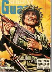 Sergent Guam -REC29- Collection reliée N°29 (du N°113 au N°116)