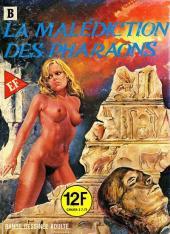 Série blanche (Elvifrance) -8- La malédiction des pharaons