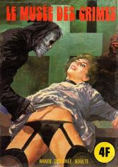 Série Jaune (Elvifrance) -13- Le musée des crimes