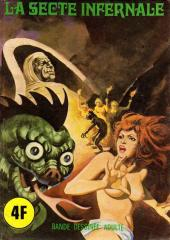 Série Jaune (Elvifrance) -14- La secte infernale