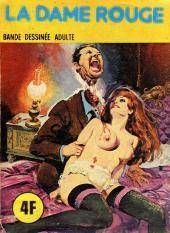 Série Jaune (Elvifrance) -23- La dame rouge
