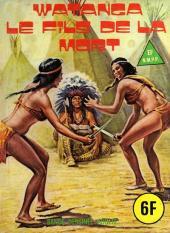 Série Jaune (Elvifrance) -66- Watanga, le fils de la mort