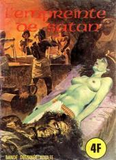 Série Jaune (Elvifrance) -8- L'empreinte de Satan
