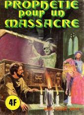 Série Jaune (Elvifrance) -9- Prophétie pour un massacre