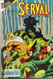 Serval-Wolverine -Rec08- Album N°8 (du n°22 au n°24)