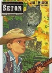 Seton -2- Le jeune garçon et le lynx