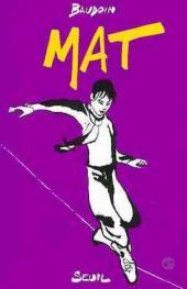 Couverture de Mat