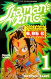 Shaman King -INT01- Manga double : 1 & 2