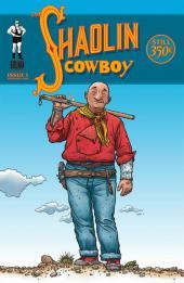 Shaolin Cowboy (The) (2004) -1- Shaolin Cowboy 1