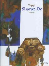 Couverture de Sharaz-De -2- Tome 2