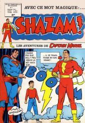 Shazam! Les aventures de Captain Marvel -1- Le retour de Captain Marvel