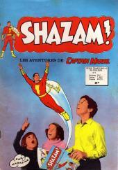 Shazam! Les aventures de Captain Marvel -2- Le surprenant ennemi de l'arche