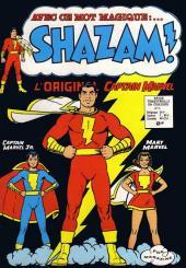 Shazam! Les aventures de Captain Marvel -3- Un saut dans le temps