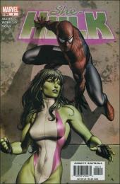 She-Hulk (2004) -4- Web of lies