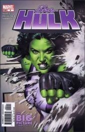 She-Hulk (2004) -5- The big picture part 1 : more than a handful