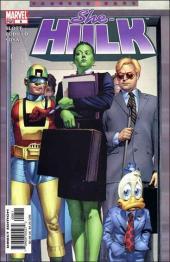 She-Hulk (2004) -8- Universal laws part 2 : engagement ring