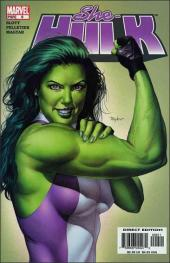 She-Hulk (2004) -9- Strong enough