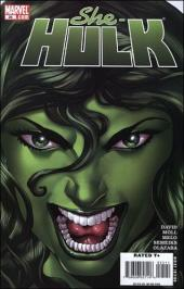 She-Hulk (2005) -25- The whole hero thing part 1